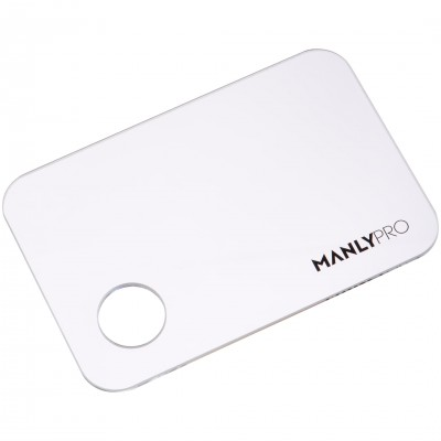 Прозрачная палитра для смешивания косметики Manly Pro ПА: фото