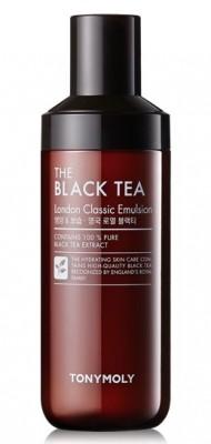 Эмульсия антивозрастная с экстрактом черного чая TONY MOLY The black tea london classic emulsion 160 мл: фото
