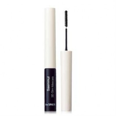 Тушь THE SAEM Saemmul 3D Slim Mascara 4гр: фото