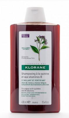 Шампунь укрепляющий с экстрактом Хинина Klorane Thinning Hair 400 мл: фото
