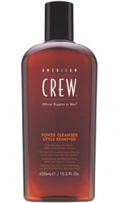 Шампунь для ежедневного ухода, очищающий волосы от укладочных средств American Crew POWER CLEANSER STYLE REMOVER SHAMPOO 450мл: фото