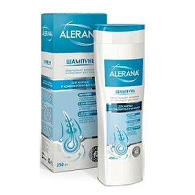 Шампунь для жирных и комбинированных волос Alerana 250 мл: фото