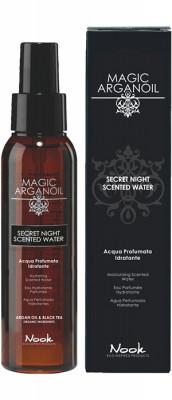 Увлажняющая душистая вода для лица, тела и волос NOOK SECRET NIGHT SCENTED WATER FOR BODY&HAIR 100 мл: фото