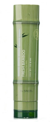 Гель для тела с экстрактом бамбука THE SAEM Fresh Bamboo Soothing Gel 99% 260 мл: фото