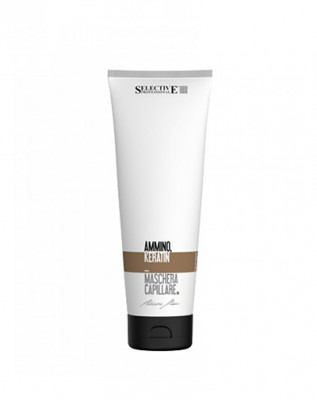 Крем-маска для сильно поврежденных волос SELECTIVE Professional Artistic Flair Line Ammino Keratin 300мл: фото