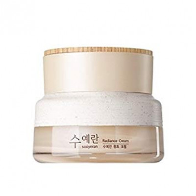 Крем для лица The Saem Sooyeran Radiance Cream 60 мл: фото