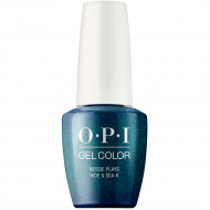 Гель лак для ногтей OPI GelColor Nessie Plays Hide & Sea-k 15 мл: фото