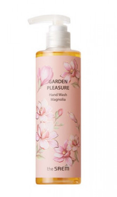 Жидкое мыло для рук THE SAEM Garden Pleasure Hand Wash Magnolia 250мл: фото