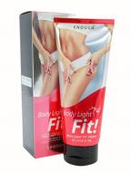 Массажный крем для тела ENOUGH Body Light Fit Cream 180 мл: фото
