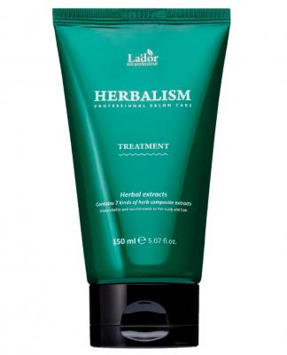 Маска для волос с аминокислотами Lador HERBALISM TREATMENT 150мл: фото