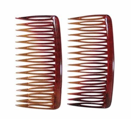 Гребень для волос Titania 8,5 см 2 шт: фото