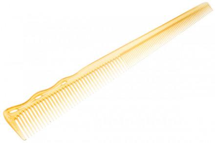 Супергибкая расческа для стрижки Y.S.PARK YS-234 янтарная: фото