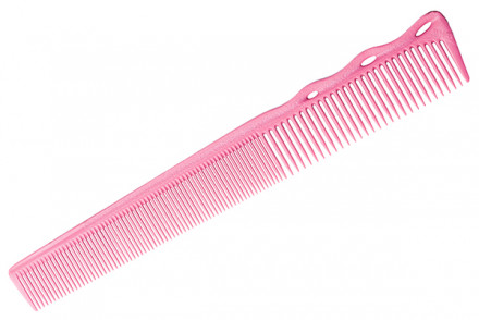 Супергибкая расчёска Y.S.Park YS-232 розовая: фото