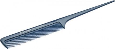 Расческа с пластиковым хвостиком и частыми зубцами Comair 20,5см: фото