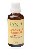 Натуральное масло Levrana Зародышей пшеницы 50мл: фото